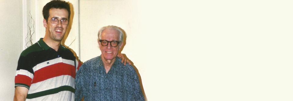 Albert Ellis, padre de la psicología actual.