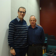 Con David Kingdon