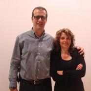 Con Patricia Van Oppen