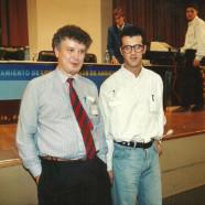 Con Paul Salkovskis (2)