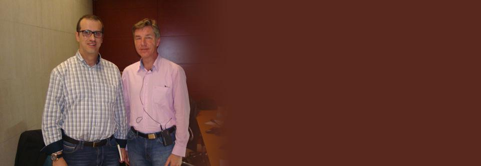Theo Bouman psicólogo clínico de la Universidad de Groningen (Holanda)