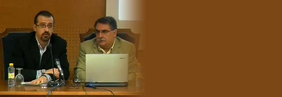 Conferencia en las Jornadas de Psicología de la Universidad Popular de Yecla